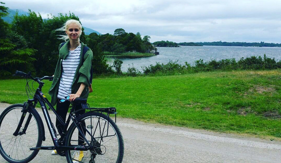 My summer experience in Ireland as a leader for Russian students