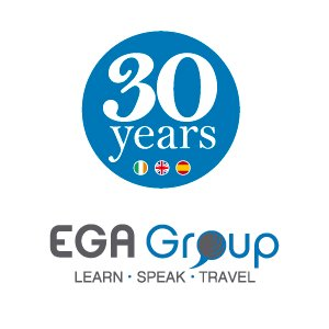 EGA International. Learn. Speak. Travel.